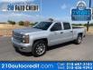 2014 Chevrolet Silverado 1500 LT with 1LT Crew Cab Standard Box 2WD for Sale in san antonio, TX
