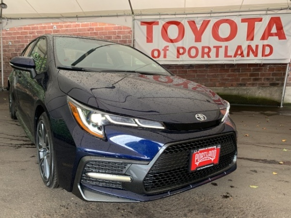 2020 Toyota Corolla in Portland, OR