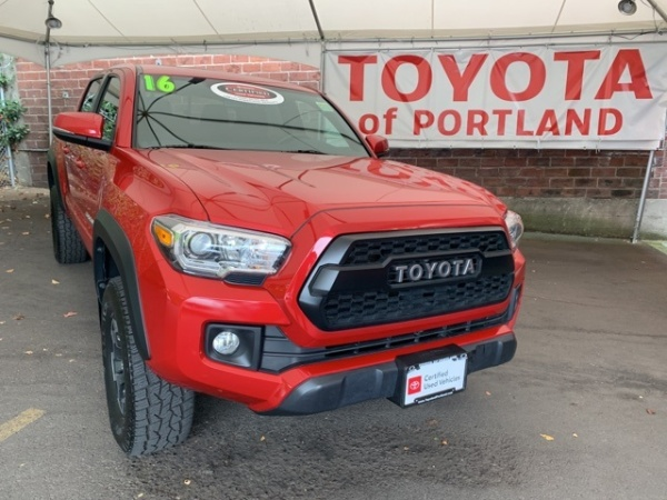 2016 Toyota Tacoma in Portland, OR