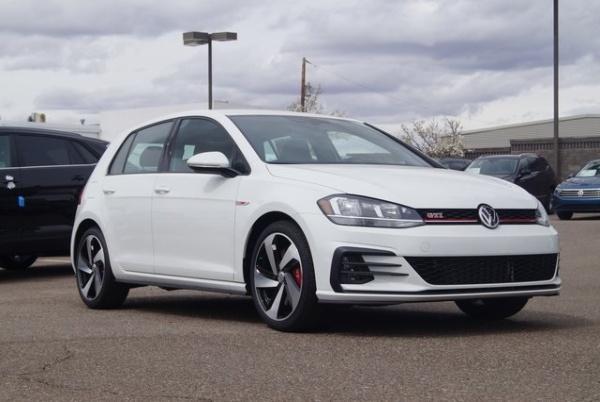 2020 Volkswagen Golf GTI in Albuquerque, NM