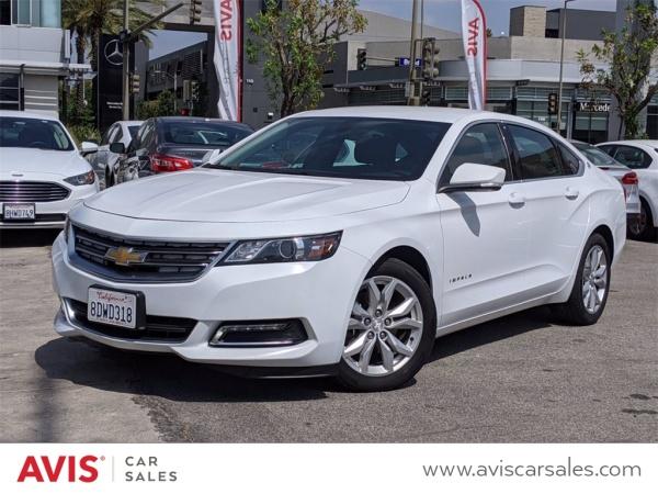 2018 Chevrolet Impala in Glendale, CA