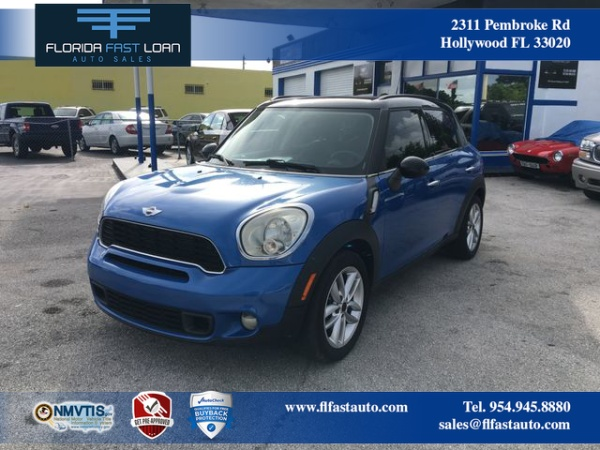 2011 MINI Countryman in Hollywood, FL