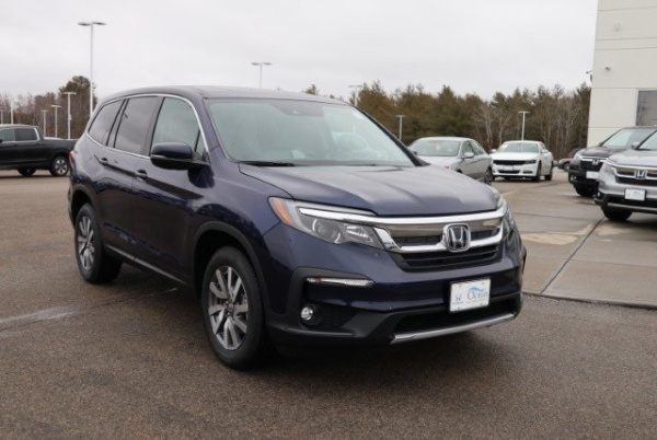 2020 Honda Pilot in Brockton, MA