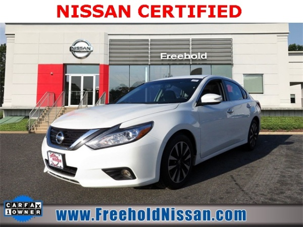 2018 Nissan Altima in Freehold, NJ