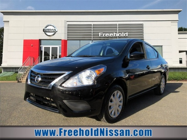 2018 Nissan Versa in Freehold, NJ