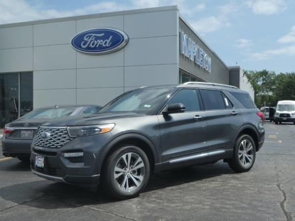2020 Ford Explorer in Libertyville, IL