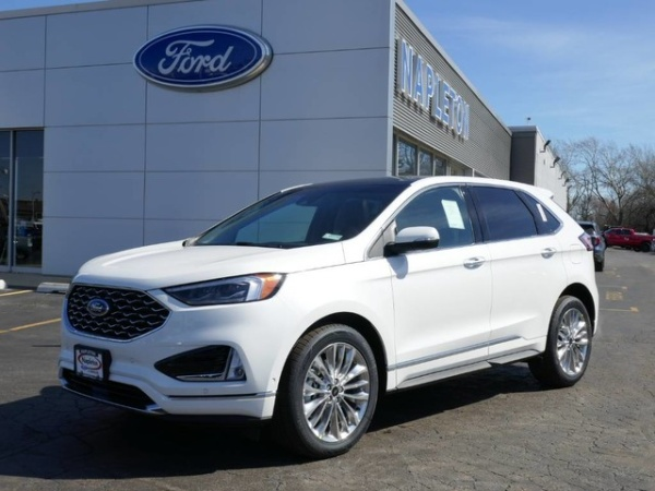 2020 Ford Edge in Libertyville, IL