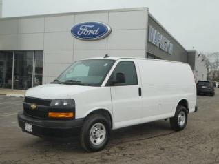 530da82c9c 2018 Chevrolet Express Cargo Van 2500 SWB for Sale in Libertyville