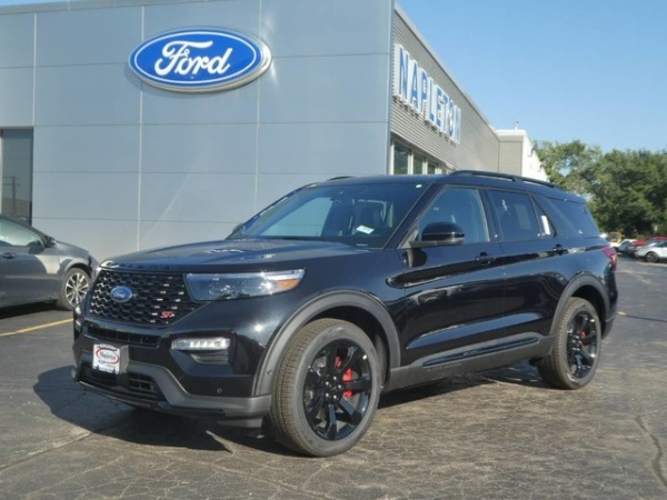 2020 Ford Explorer in Libertyville, IL
