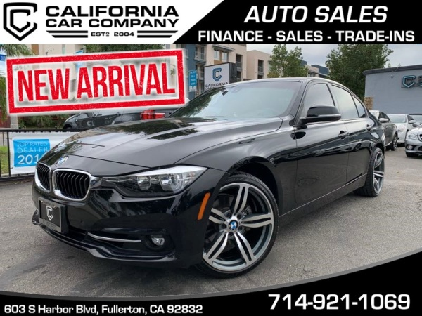 2016 BMW 3 Series in Fullerton, CA