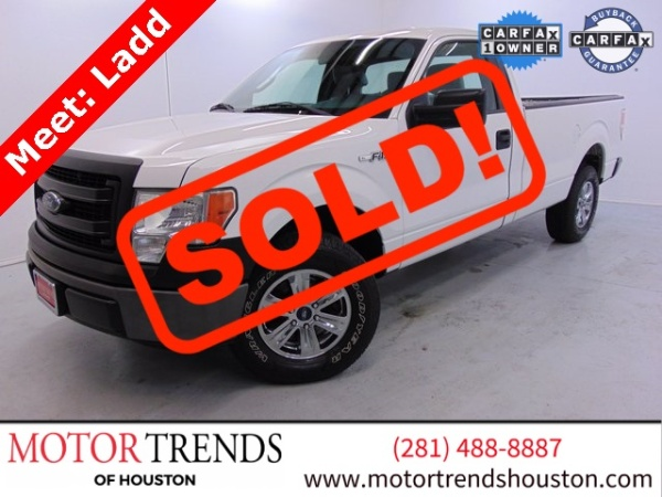 2013 Ford F-150 in Alvin, TX