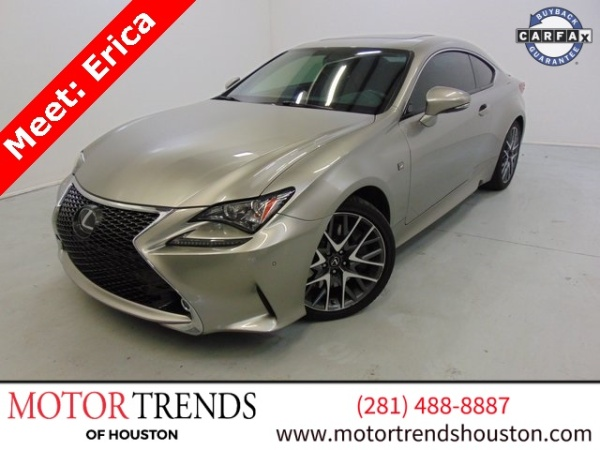 2016 Lexus RC in Alvin, TX