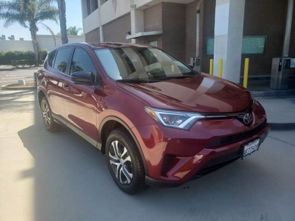 2018 Toyota RAV4 in Orange, CA