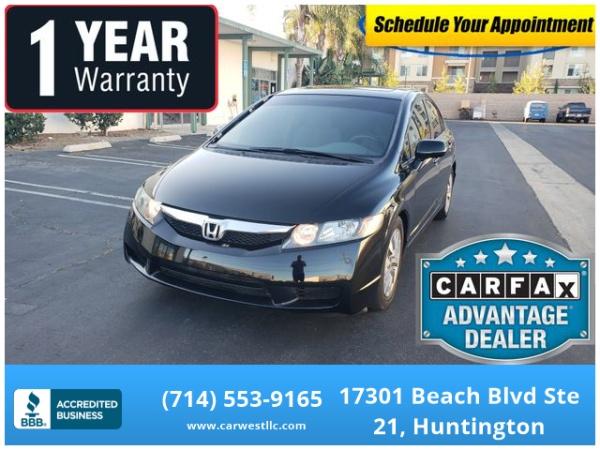 2011 Honda Civic in Huntington Beach, CA