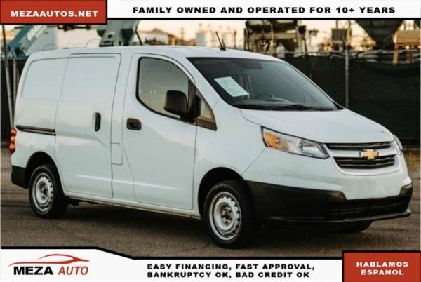 2015 Chevrolet City Express Cargo Van in Colton, CA