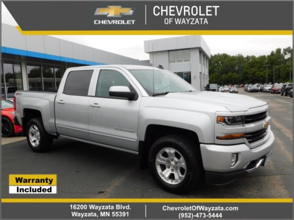 2018 Chevrolet Silverado 1500 in Wayzata, MN