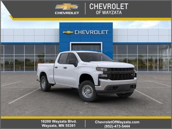 2020 Chevrolet Silverado 1500 in Wayzata, MN