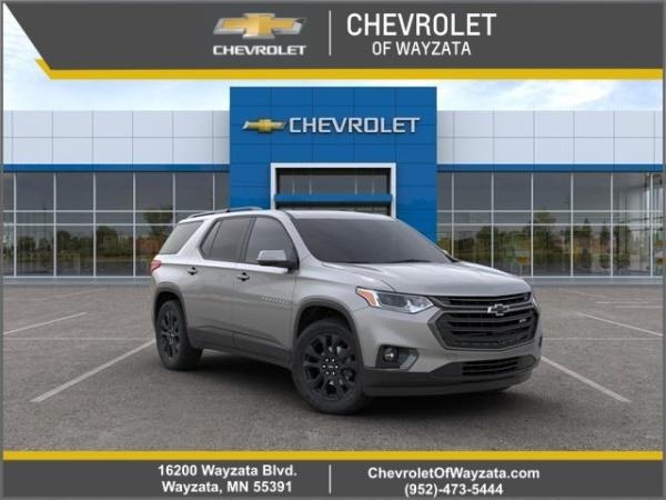 2020 Chevrolet Traverse in Wayzata, MN