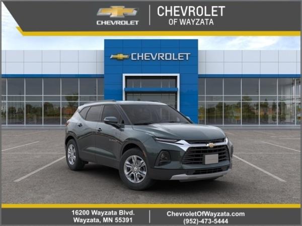 2019 Chevrolet Blazer in Wayzata, MN