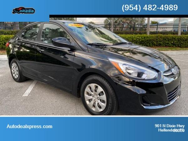 2016 Hyundai Accent in Hallandale, FL