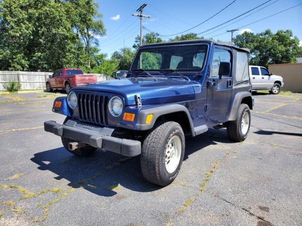 2001 Jeep Wrangler in Waterford, MI