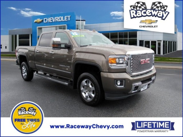 2015 GMC Sierra 3500HD in Bethlehem, PA