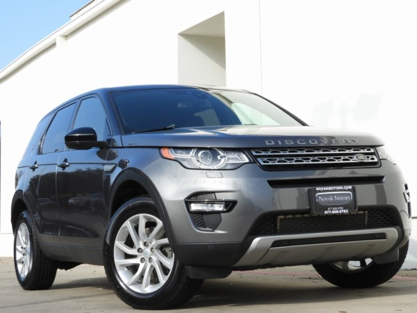 2016 Land Rover Discovery Sport in Bedford, TX