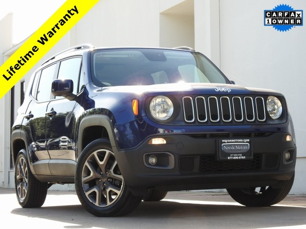 2016 Jeep Renegade in Bedford, TX
