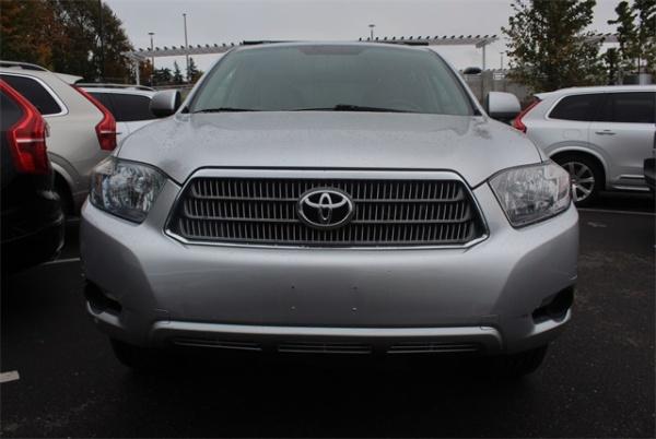 2008 Toyota Highlander Hybrid Base