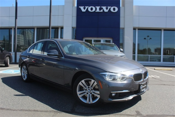 2016 BMW 3 Series 330e