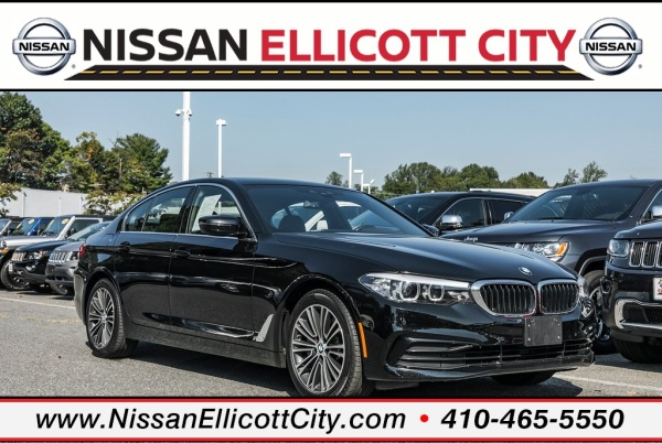2019 BMW 5 Series in Ellicott City, MD
