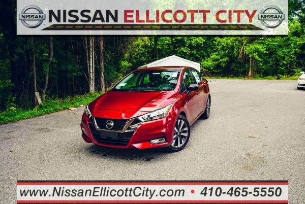 2020 Nissan Versa in Ellicott City, MD