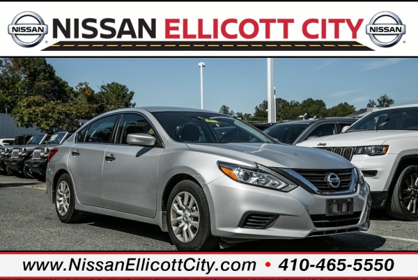 2016 Nissan Altima in Ellicott City, MD