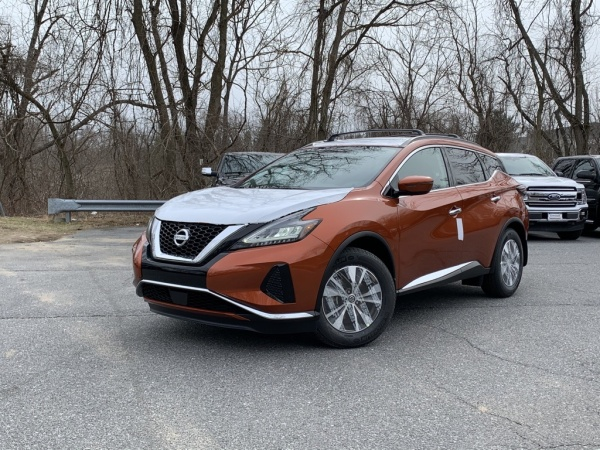 2020 Nissan Murano in Ellicott City, MD