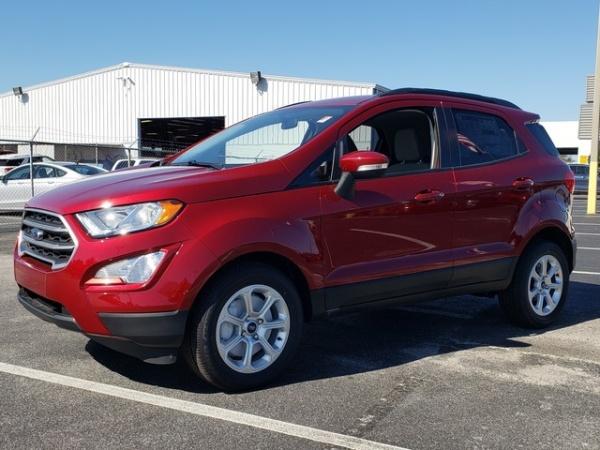 2020 Ford EcoSport in Sebring, FL