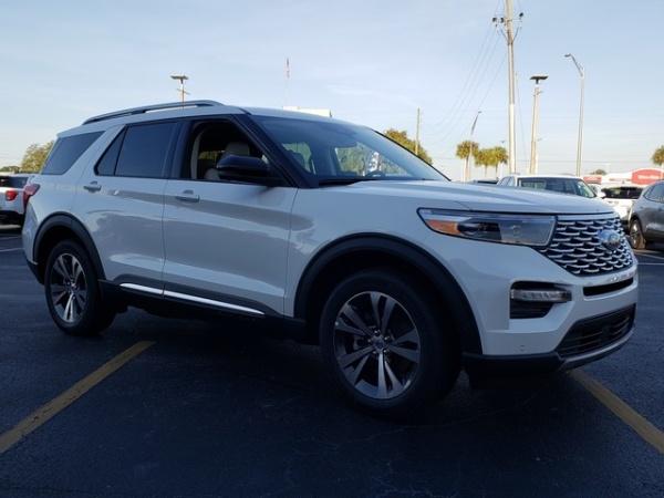 2020 Ford Explorer in Sebring, FL