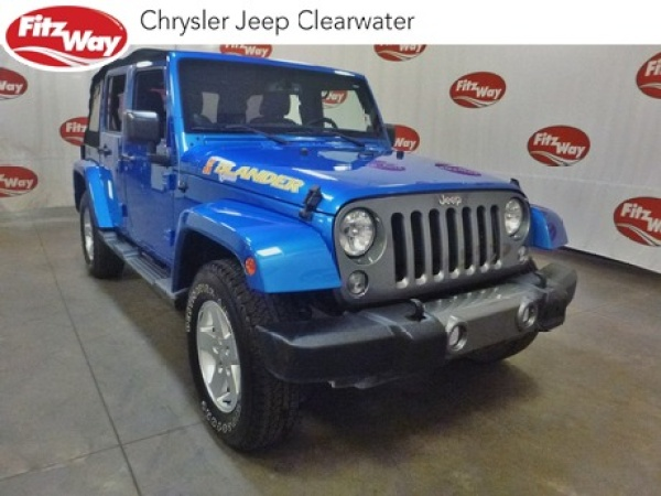 2014 Jeep Wrangler in Clearwater, FL
