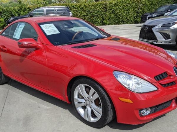 2010 Mercedes-Benz SLK in Mission Viejo, CA