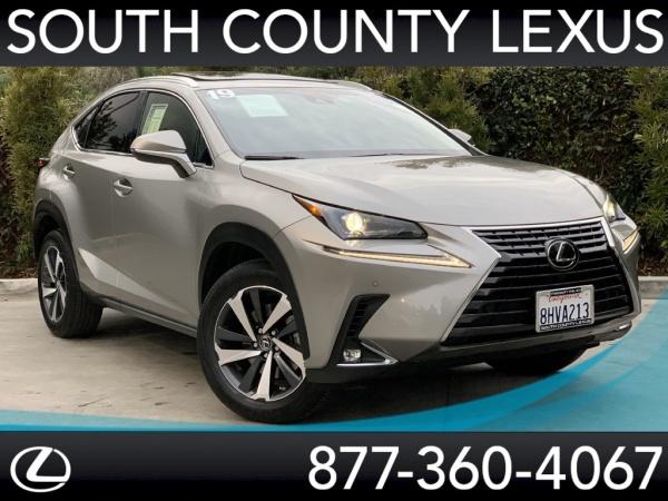 2019 Lexus NX in Mission Viejo, CA
