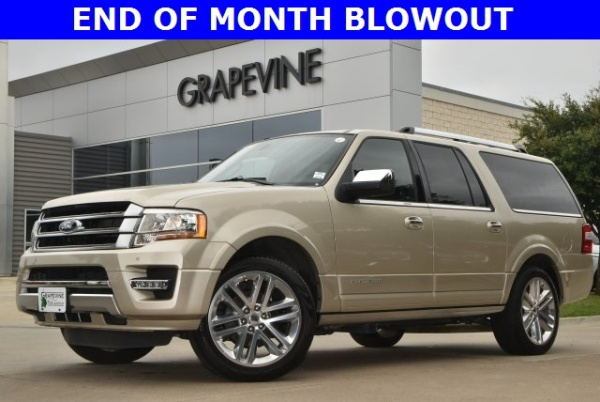 2017 Ford Expedition in Grapevine, TX