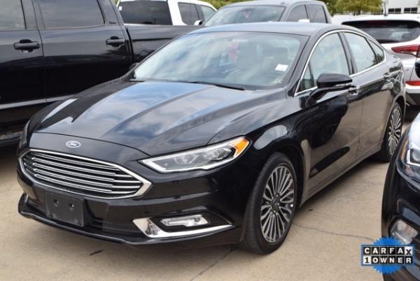 2018 Ford Fusion in Grapevine, TX