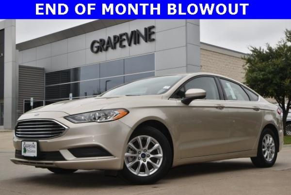 2017 Ford Fusion in Grapevine, TX