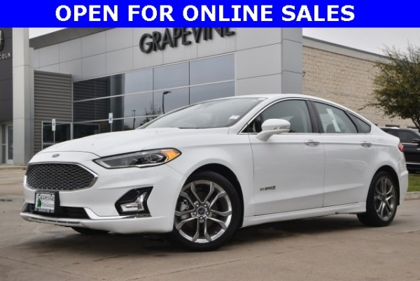 2019 Ford Fusion in Grapevine, TX