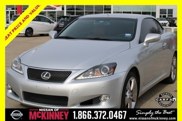 2013 Lexus IS 350C Base