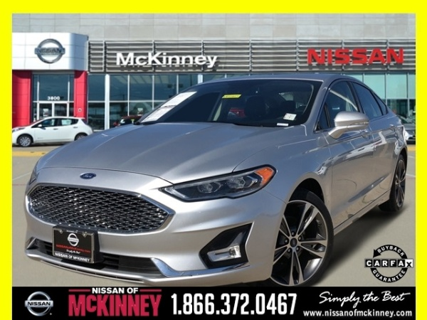 2019 Ford Fusion in McKinney, TX