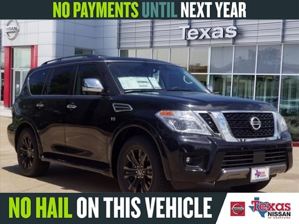 2020 Nissan Armada in Grapevine, TX