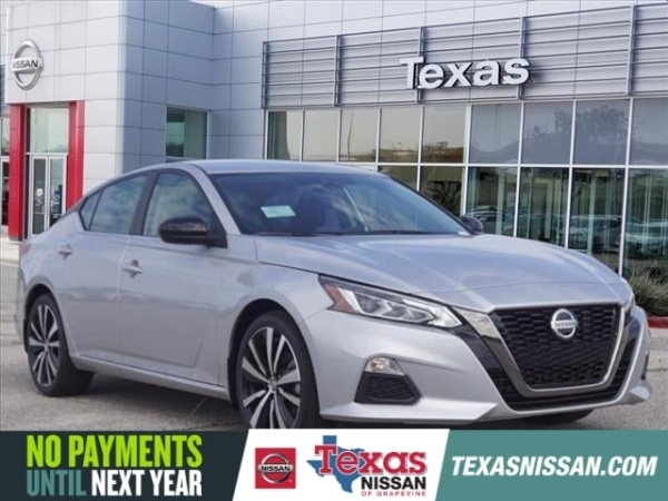 2020 Nissan Altima in Grapevine, TX