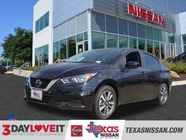 2020 Nissan Versa in Grapevine, TX