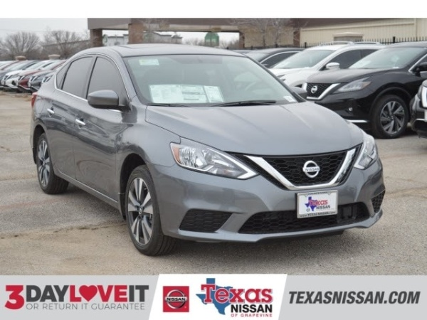 2019 Nissan Sentra in Grapevine, TX