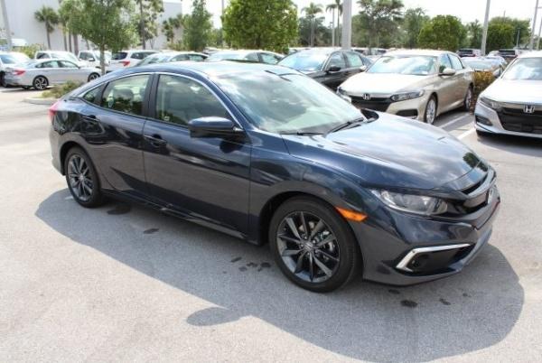 2020 Honda Civic in Delray Beach, FL